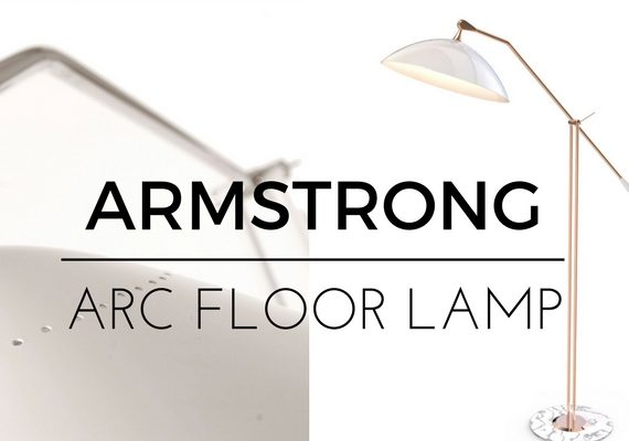 Floor Lamps Essentials An Arc Floor Lamp Ideal for Every Style