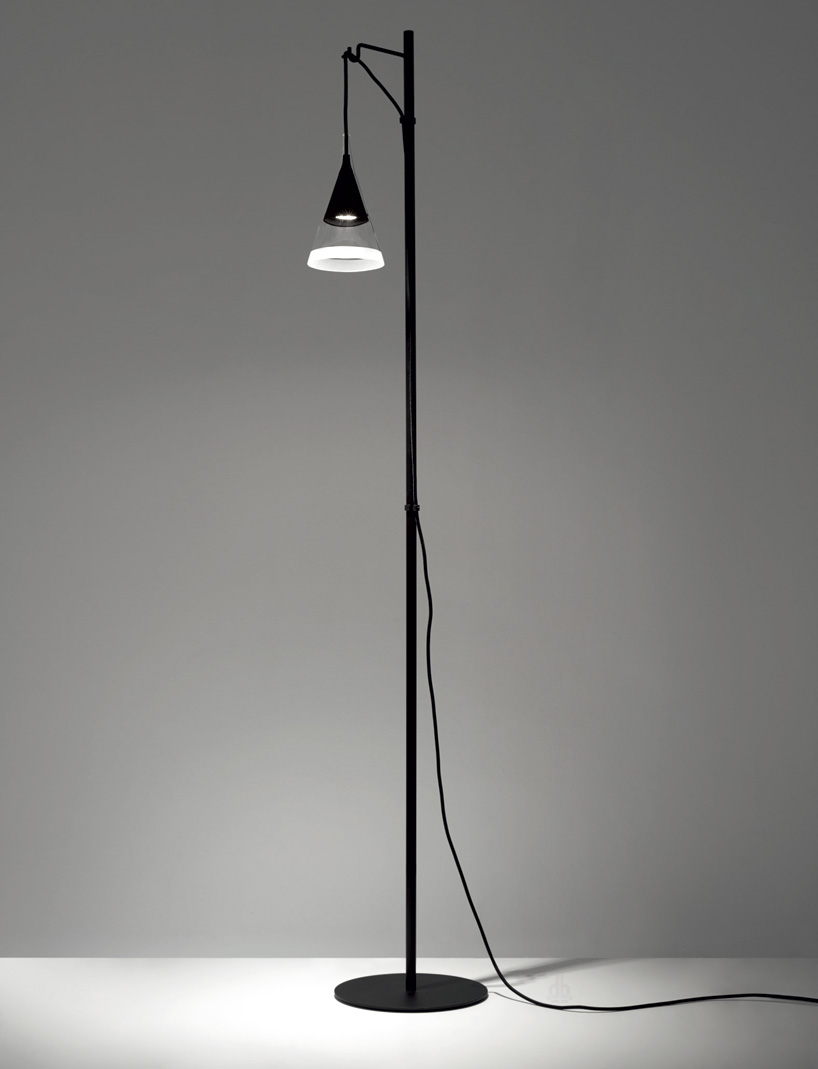 Floor Lamps Essentials David Chipperfield's Glass Lamps for Artemide 3 glass lamps Floor Lamps Essentials: David Chipperfield's Glass Lamps for Artemide Floor Lamps Essentials David Chipperfields Glass Lamps for Artemide 3