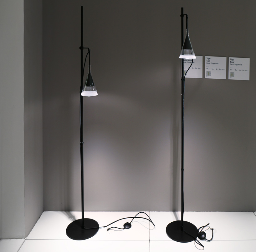 Floor Lamps Essentials David Chipperfield's Glass Lamps for Artemide 3 glass lamps Floor Lamps Essentials: David Chipperfield's Glass Lamps for Artemide Floor Lamps Essentials David Chipperfields Glass Lamps for Artemide 7