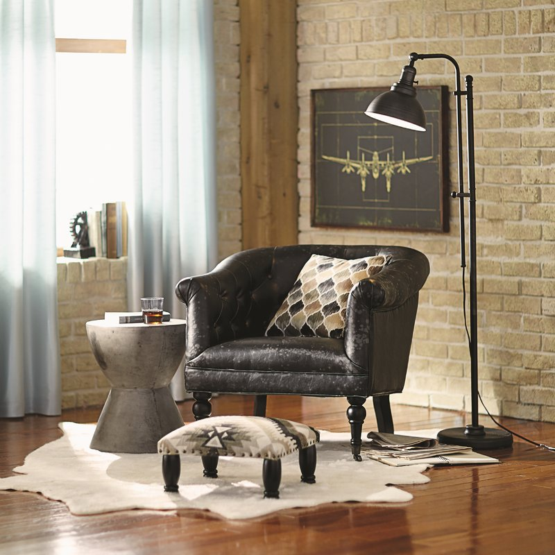 How Modern Floor Lamps Can Brighten Up Your Industrial Loft modern floor lamps How Modern Floor Lamps Can Brighten Up Your Industrial Loft How Modern Floor Lamps Can Brighten Up Your Industrial Loft 3