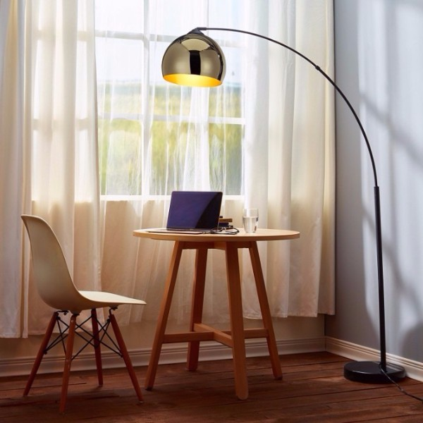 How to Use Arc Floor Lamps on Your Reading Corner arc floor lamps How to Use Arc Floor Lamps on Your Reading Corner How to Use Arc Floor Lamps on Your Reading Corner 5
