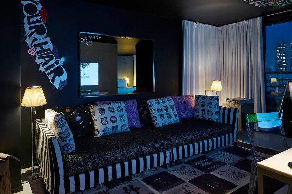 Philippe Starck Celebrates Design with Mama Shelter Paris feat