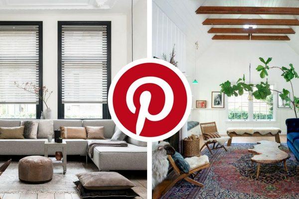 What's Hot on Pinterest Rustic Living Room Lighting Ideas