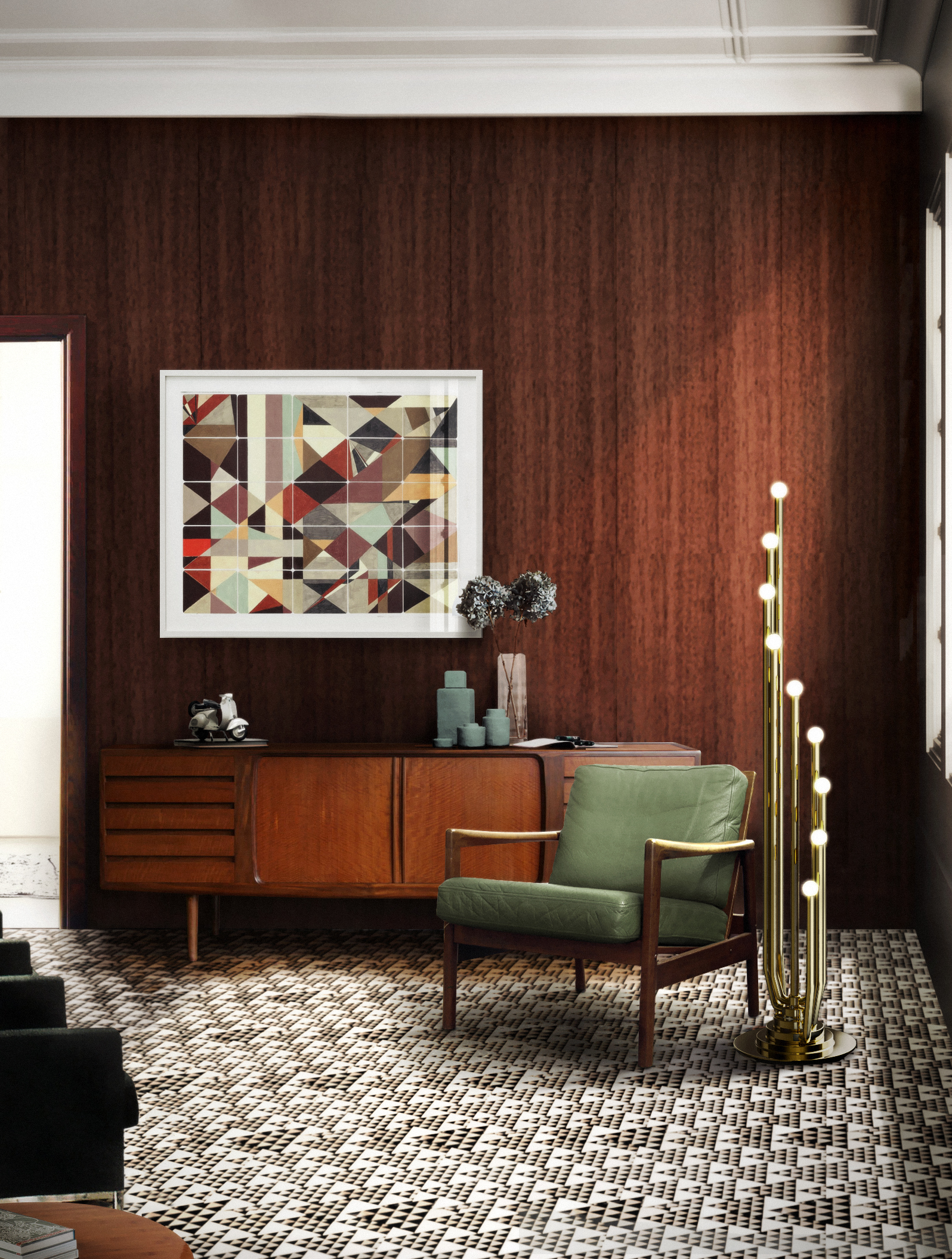 Add Flourish to Your Mid-Century Modern Home mid-century modern home Add Flourish to Your Mid-Century Modern Home Add Flourish to Your Mid Century Modern Home 5