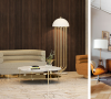 Add a Stylish Modern Floor Lamp To Your Interior Design Project