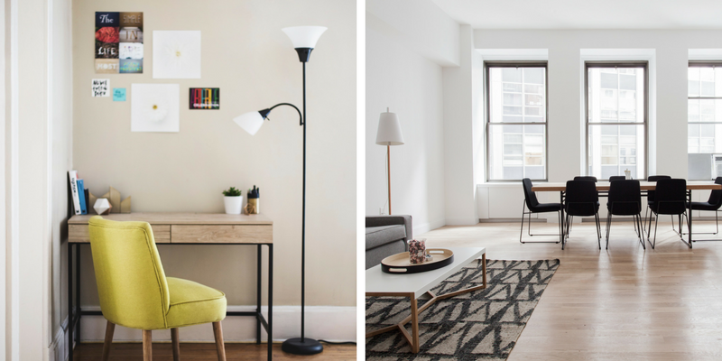 The Benefits of Modern Floor Lamps in Your Interior Design