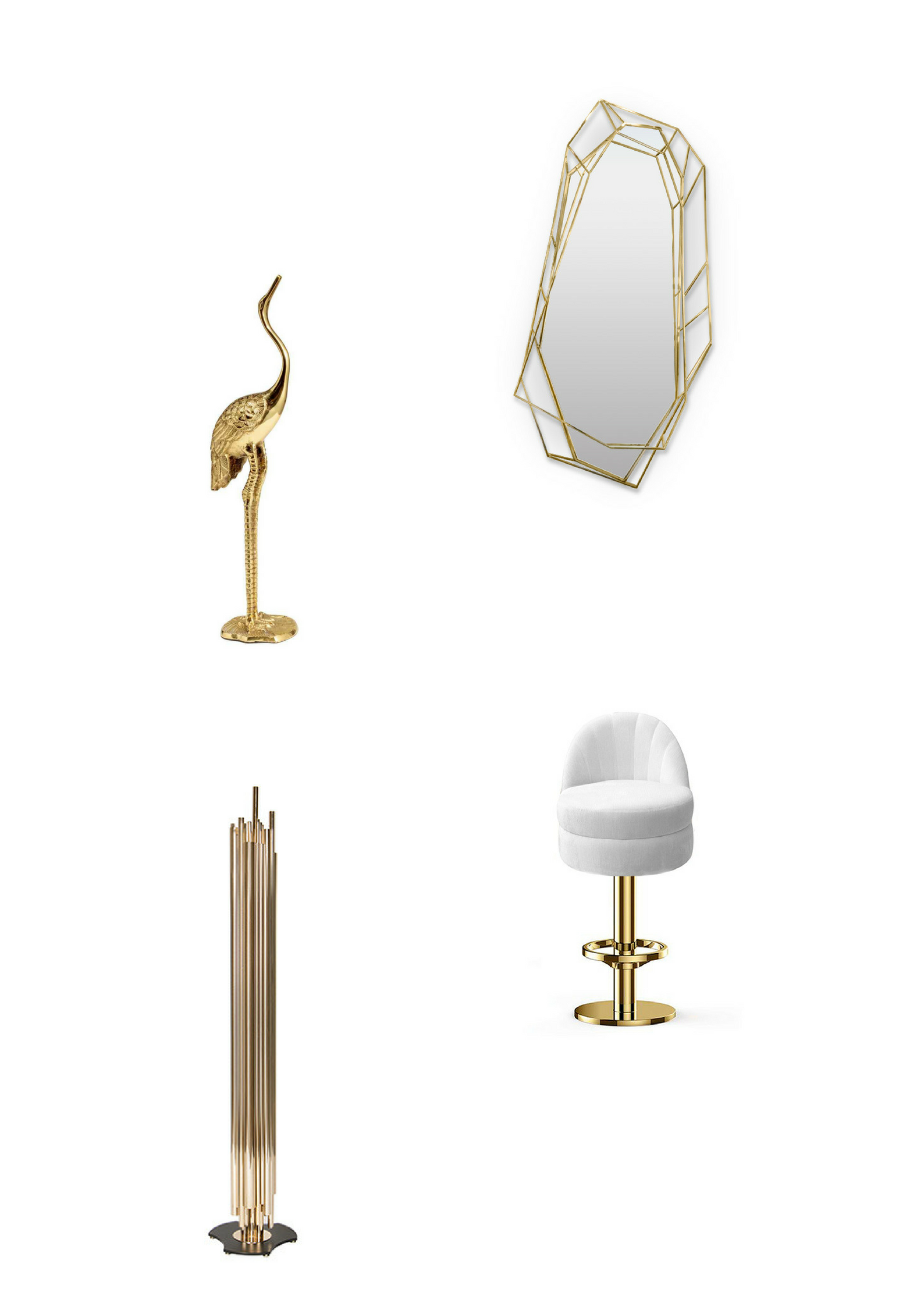 Moodboard Feel Inspired By This Brass Trend 2017 brass trend 2017 Moodboard: Feel Inspired By This Brass Trend 2017 Design sem nome 6