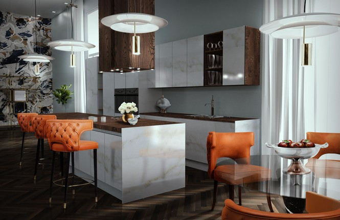 Feel inspired by 5 kitchens mid-century décor (3) mid-century décor Feel inspired by 5 kitchens mid-century décor Feel inspired by 5 kitchens mid century d  cor 3