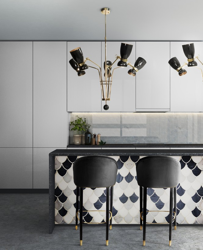 mid-century décor Feel inspired by 5 kitchens mid-century décor Feel inspired by 5 kitchens mid century d  cor 4
