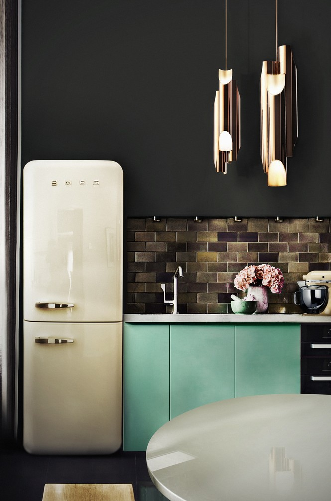 mid-century décor Feel inspired by 5 kitchens mid-century décor Feel inspired by 5 kitchens mid century d  cor 5 1