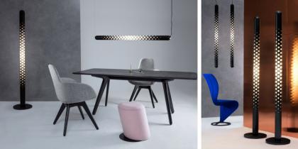 Meet Tube: Tom Dixon's Take on Modern Floor Lamps