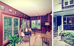 Mid-Century Modern Home with Stunning Lighting Design