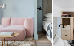 Minimal Interior Design Shapes this Interior Nomadic Hotel