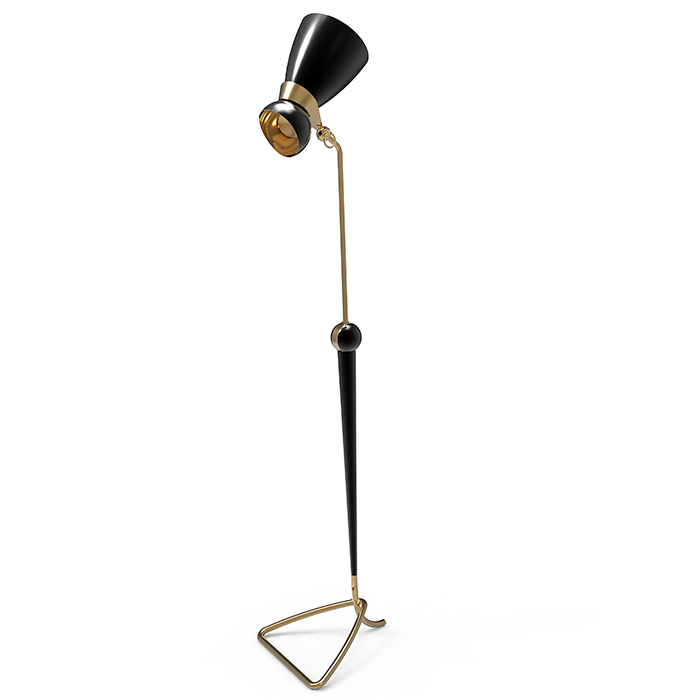 iconic floor lamp Bright Ideas: Get To Know This Iconic Floor Lamp! delightfull amy 02