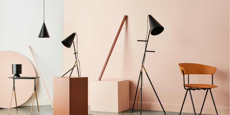 Disney Inspired Modern Floor Lamp!