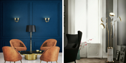 Innovative Modern Floor Lamps For Your Home Decor!