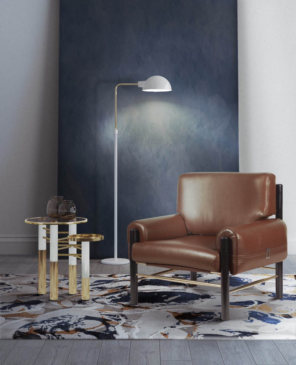 Winter Trends 5 Reasons Why Everyone Love White Floor Lamps 1