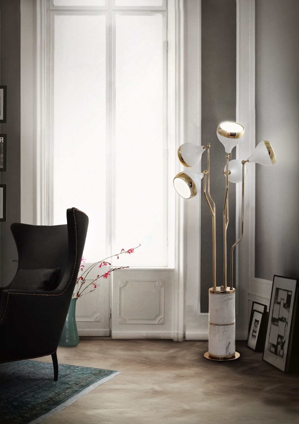 Winter Trends 5 Reasons Why Everyone Love White Floor Lamps 5 white floor lamps