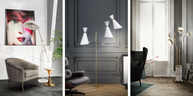 Winter Trends- 5 Reasons Why Everyone Love White Floor Lamps FEAT