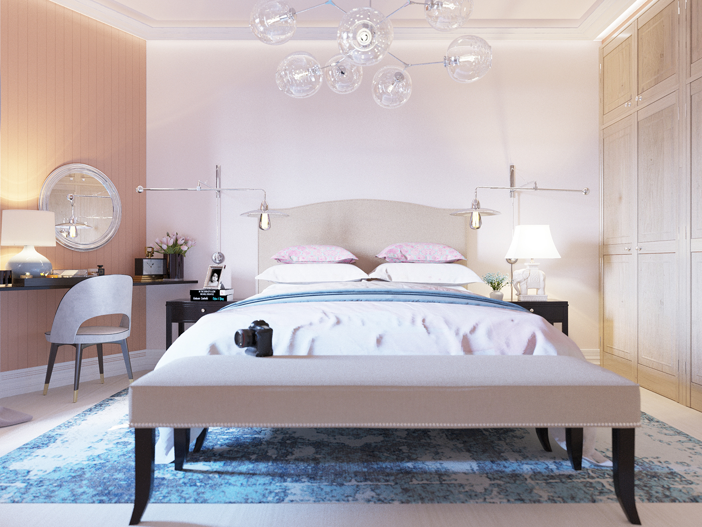 Charming, Fresh and Cosy Modern Interior Design Project! 5 interior design project Charming, Fresh and Cosy Modern Interior Design Project! Charming Fresh and Cosy Modern Interior Design Project 5