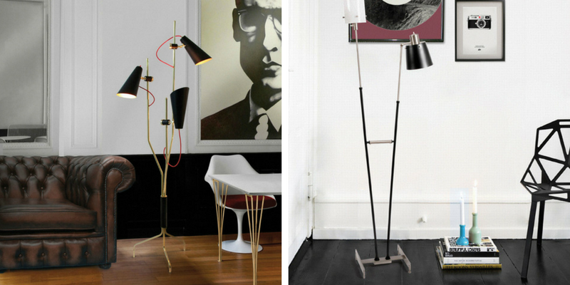 How Modern Floor Lamps Can Bring Glam To Your Home!