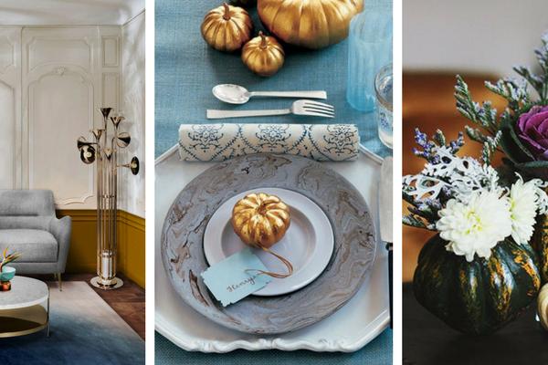 Last Minute Decor- Thanksgiving Dinner Ideas!