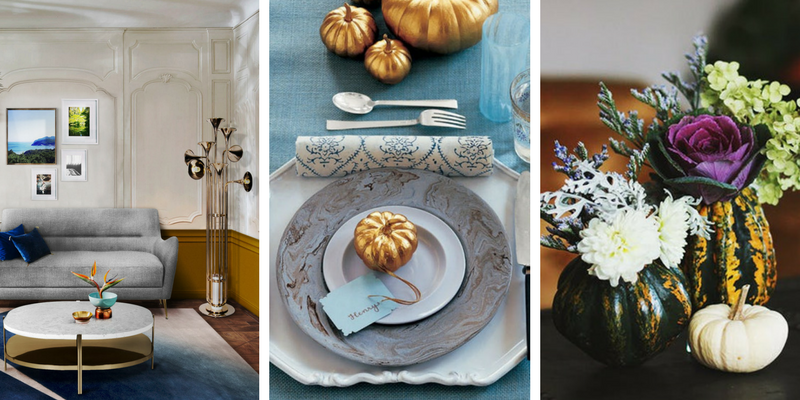 Last Minute Decor- Thanksgiving Dinner Ideas!
