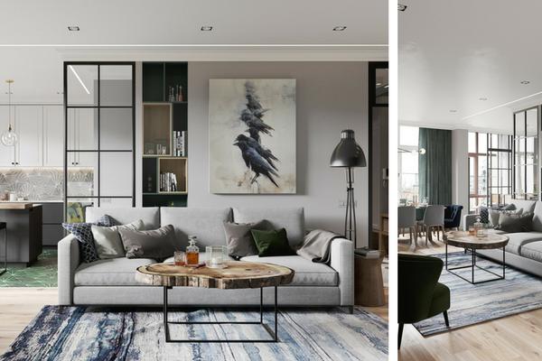 Living Room Inspiration To Make Your Home Shine!