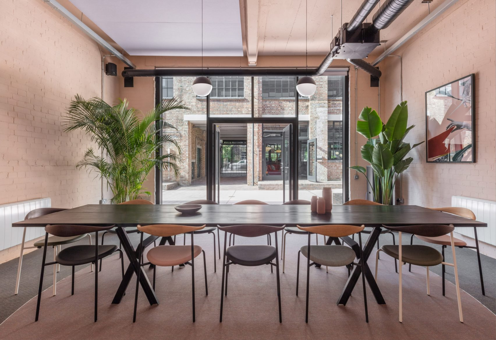 Office Space Design With Creative Inspiration In East London! 5 office space design Office Space Design With Creative Inspiration In East London! Office Space Design With Creative Inspiration In East London 5