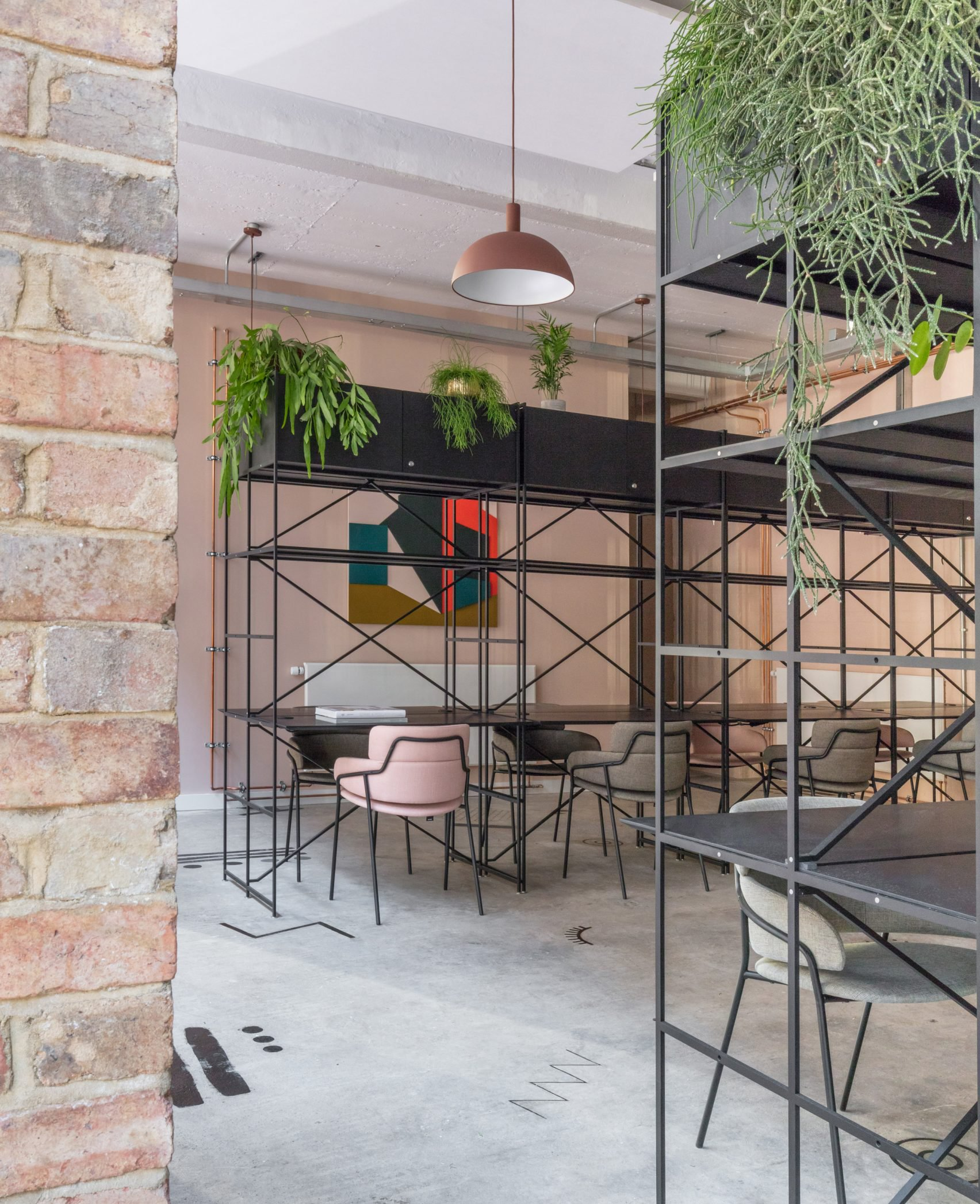 Office Space Design With Creative Inspiration In East London! 7 office space design Office Space Design With Creative Inspiration In East London! Office Space Design With Creative Inspiration In East London 7