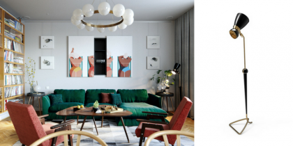 Find Out How This Mid-Century Apartment in Ukraine has Our Hearts!