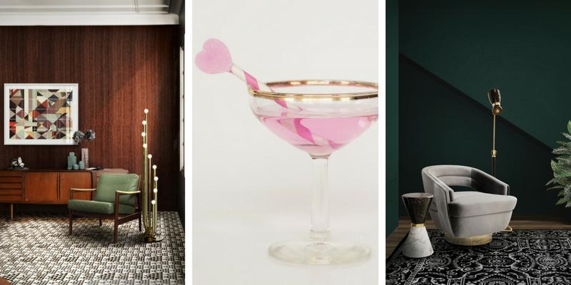 Let This Mid-Century Floor Lamp Make The Mood on Feb 14! (1)