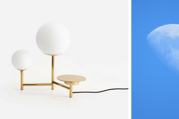 Moon And It's Minimalist Lighting Designs Fitted For You!