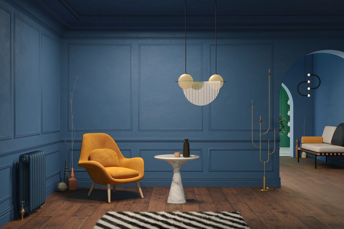 Seasons The Project Where A Modern Floor Lamp Changes Everything 5
