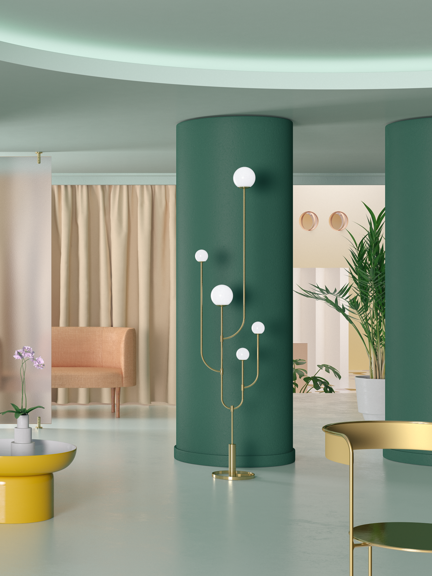 Seasons The Project Where A Modern Floor Lamp Changes Everything 8