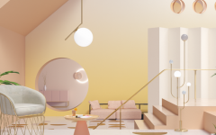 Seasons _ The Project Where A Modern Floor Lamp Changes Everything