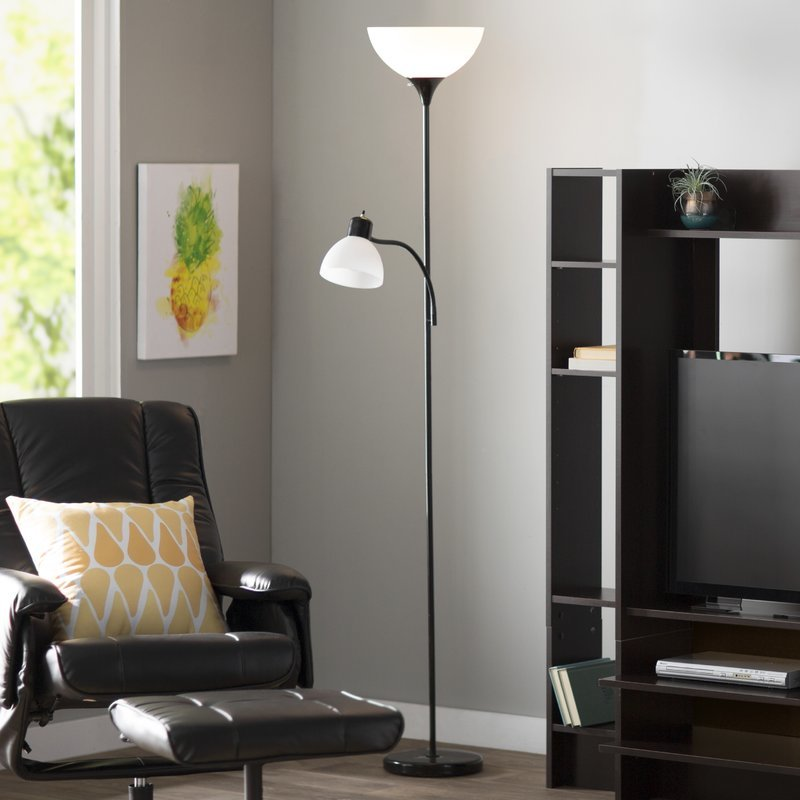 Six floor lamps ideas for your living room decor for Floor lamps for living room