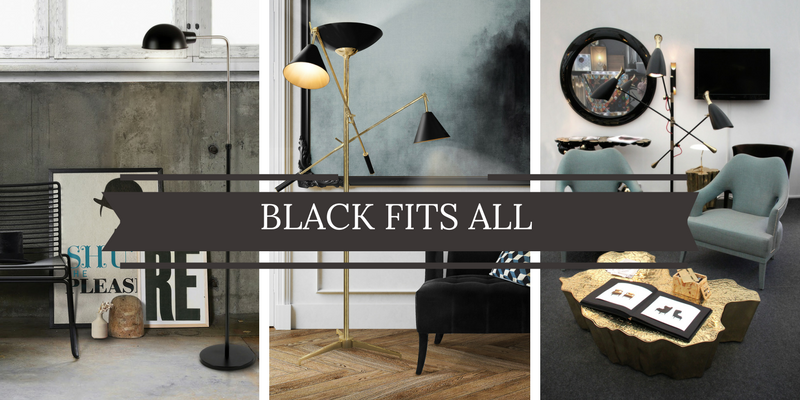 How Black Floor Lamps Will Make Your Decor Glow!