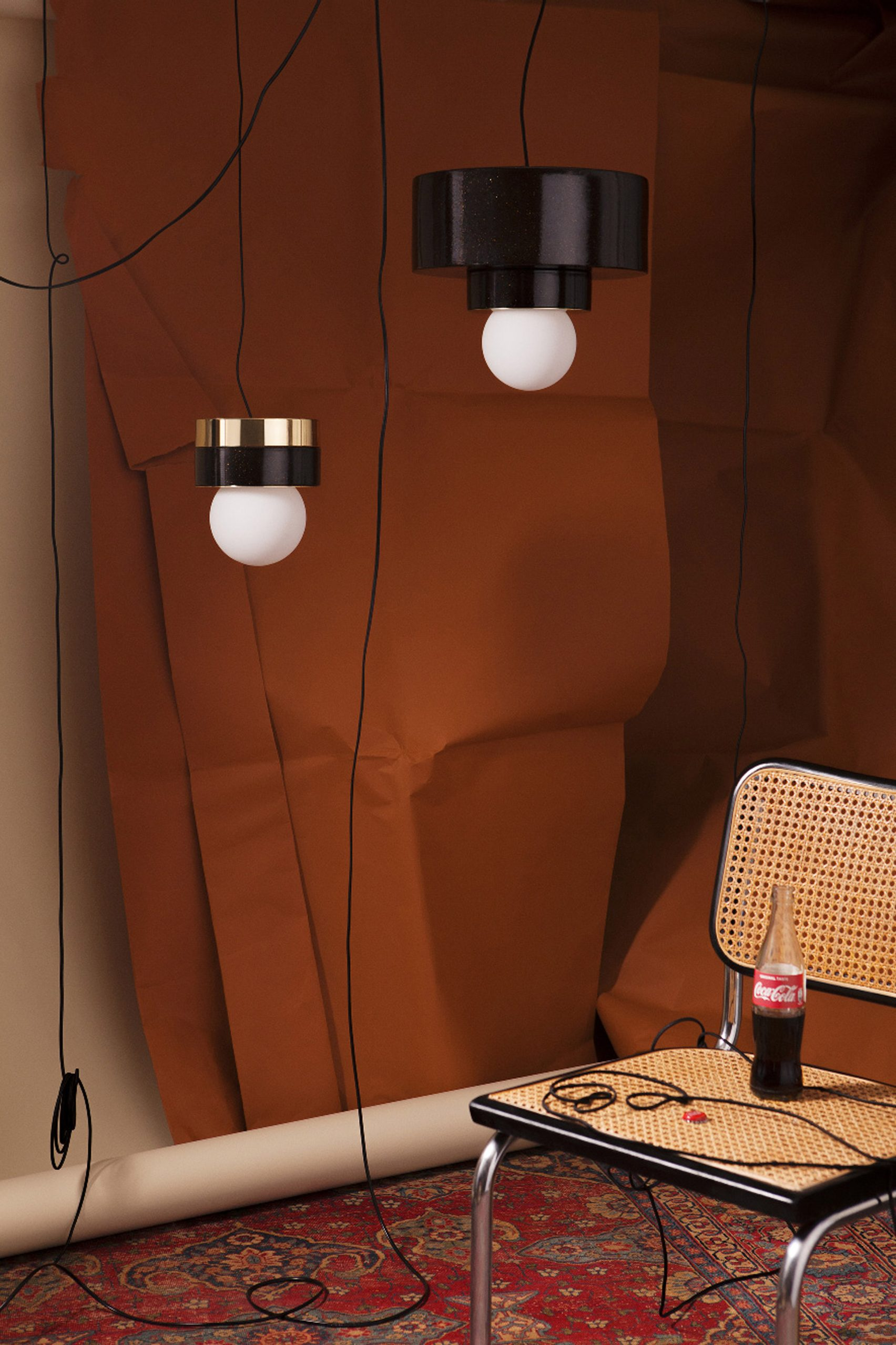 Meet Haos The Collection Of Circular Lamps You Need To See! 2