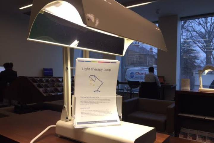 Viral The Floor Lamp Therapy in Burlington Public Library! 2 floor lamp therapy Viral: The Floor Lamp Therapy in Burlington Public Library! Viral The Floor Lamp Therapy in Burlington Public Library 2