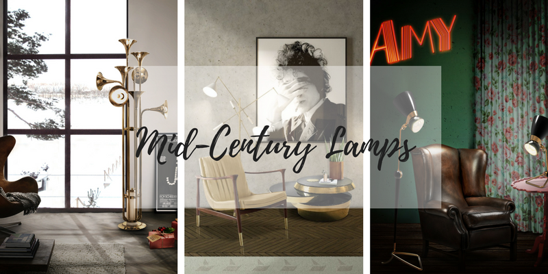 Get The Best Ambience With Mid-Century Floor Lamps!