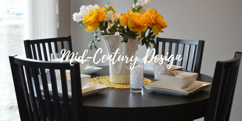 How To Achieve The Mid-Century Dining Room You Want!
