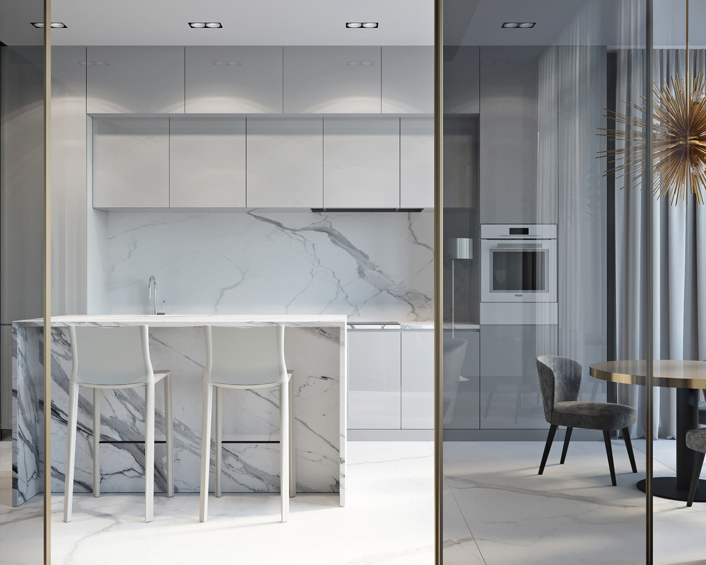 Shades Of Gray Modern Interior Design In Moscow! 3 shades of gray Shades Of Gray: Modern Interior Design In Moscow! Shades Of Gray Modern Interior Design In Moscow 3