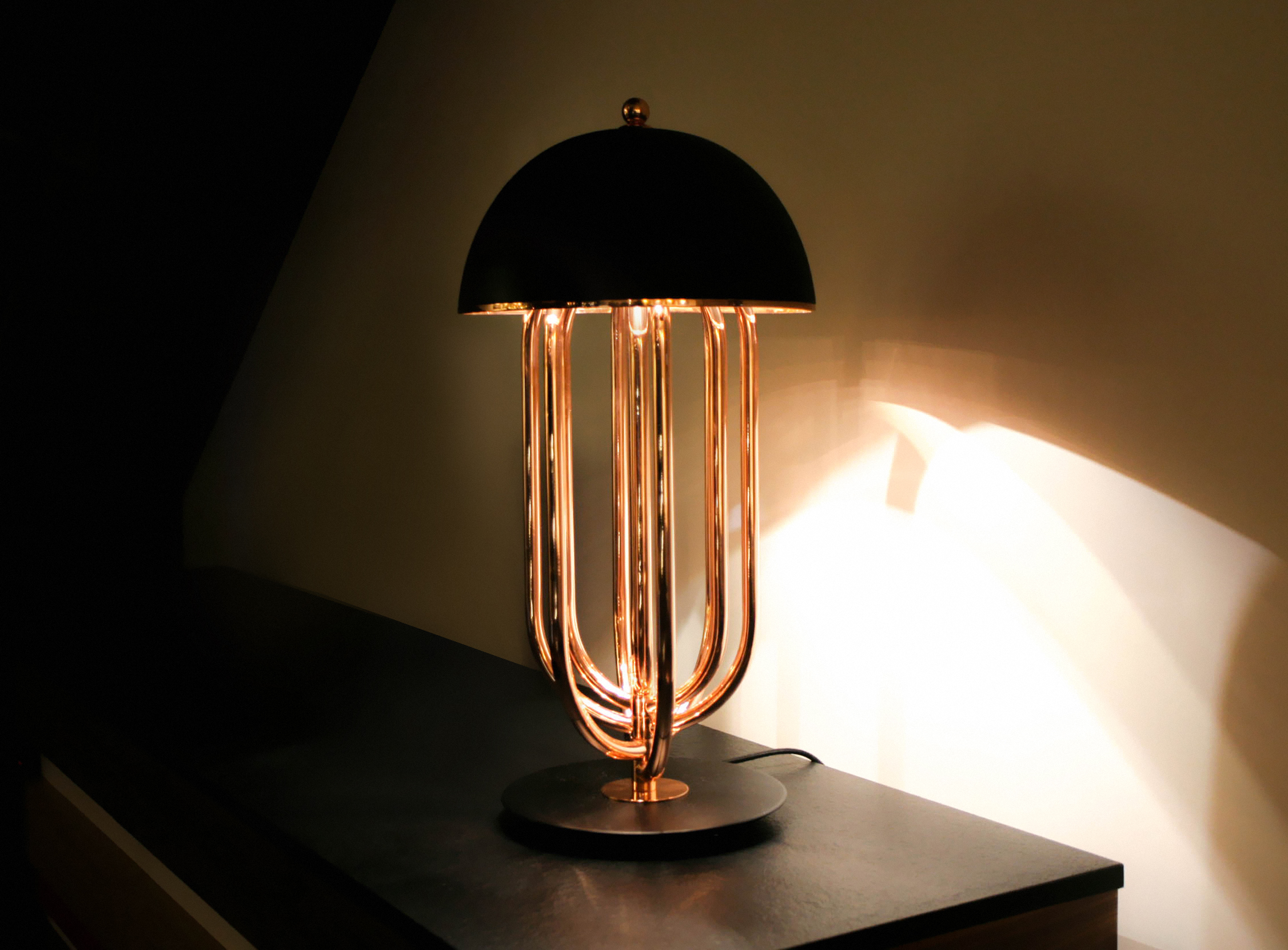 The Sinuous Moves Of The Heritage Lighting Collection 12