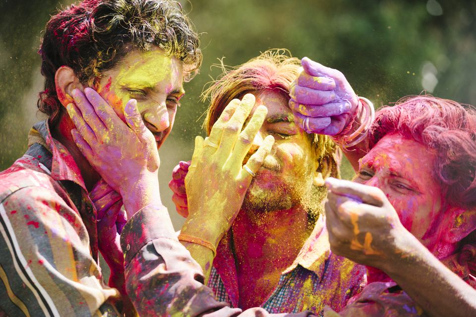 Holi was celebrated on March 2nd of 2018. The gist of the event: the Holi festival commemorates the victory of good over evil with the burning and destruction of the demoness named Holika. This was possible given the unwavering devotion to the Hindu god of preservation, Lord Vishnu. Why Festival of Colours? The name comes from Lord Krishna, one of the reincarnations of Lord Vishnu, who liked to play pranks on the village girls by drenching them in water and colours. The Festival marks the end of a long winter and the abundance of the upcoming spring harvest season. home decor ideas Ways To Light Up Your Home Decor Ideas Inspired By Holli! Ways To Light Up Your Home Decor Ideas Inspired By Holli 1