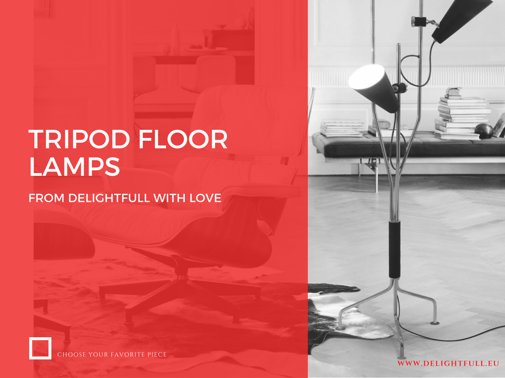 How Tripod Floor Lamps Are The Best For Your Living Room tripod floor lamps How Tripod Floor Lamps Are The Best For Your Living Room How Tripod Floor Lamps Are The Best For Your Living Room 1