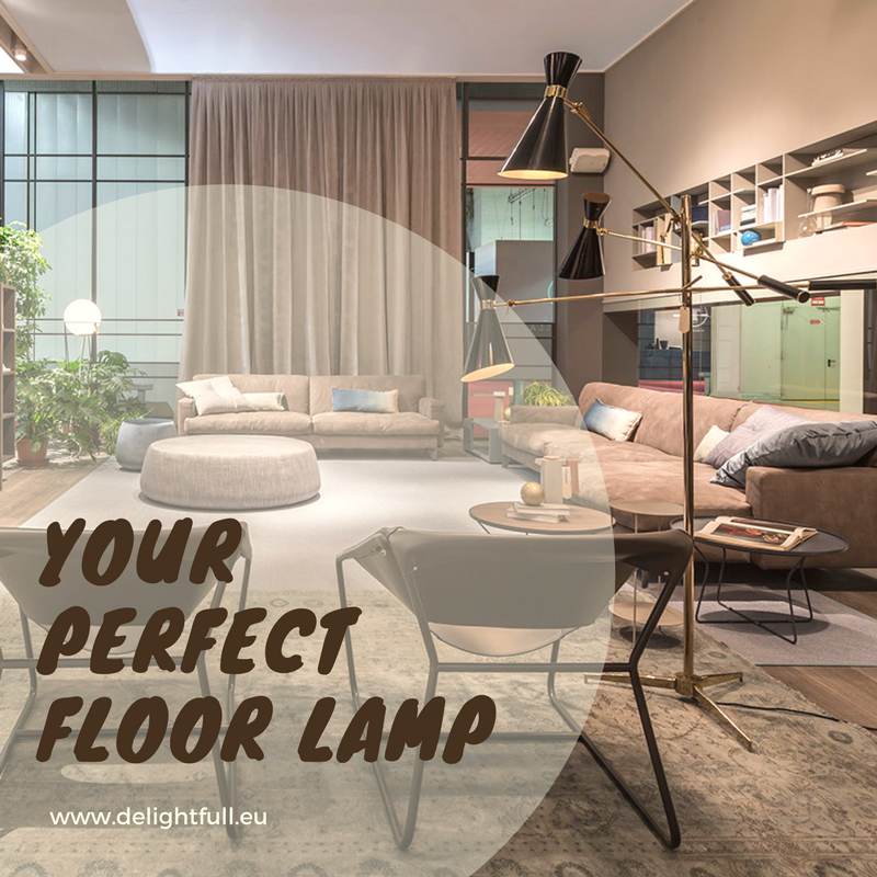 How Tripod Floor Lamps Are The Best For Your Living Room 5