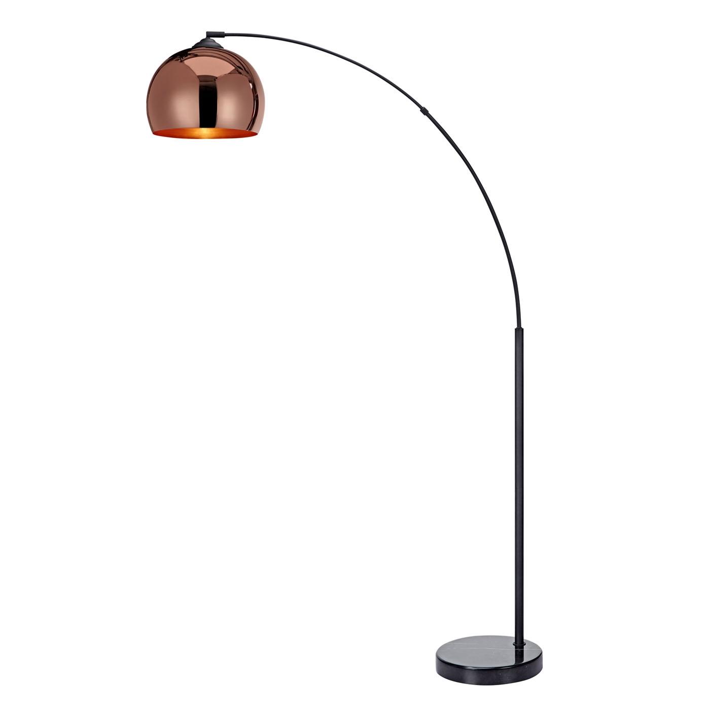What's Hot On Pinterest 5 Modern Golden Floor Lamps! 1