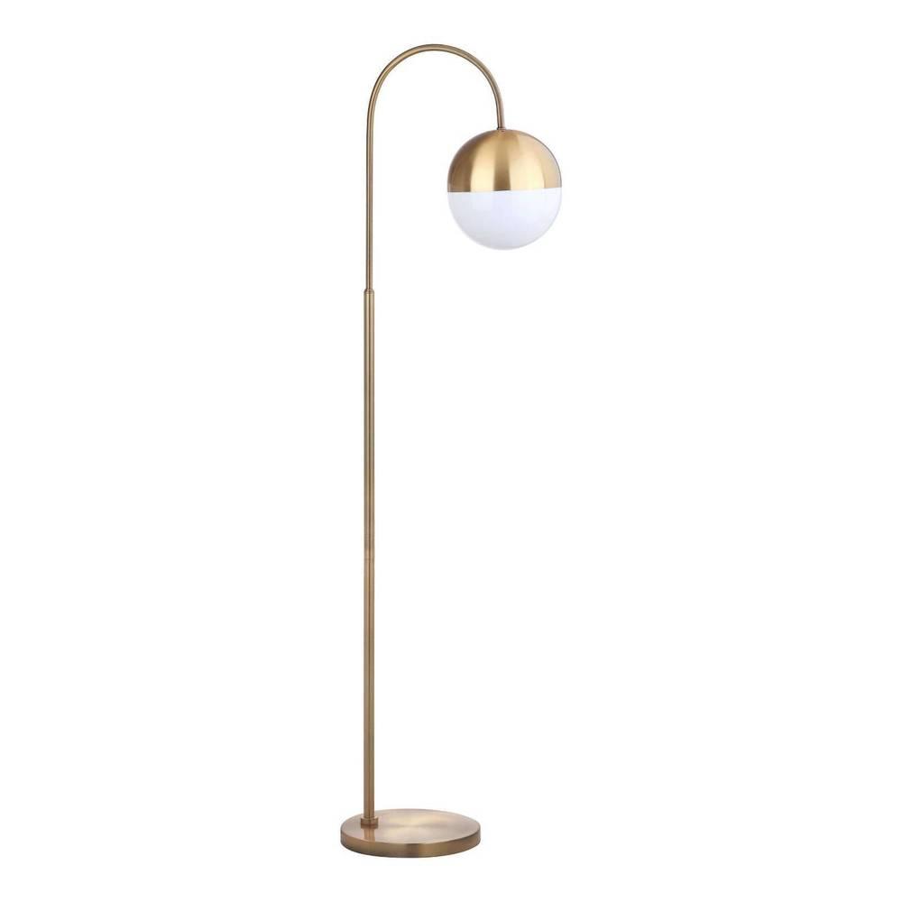 What's Hot On Pinterest 5 Modern Golden Floor Lamps! 3