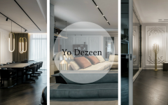 An Ode To The Classics_ Yo Dezeen Presents an Apartment in Kiev